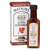 Imitation Maple Extract 2 oz by Watkins