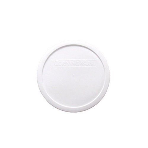 Corningware French White 2.5 Quart Round Plastic Lid Cover