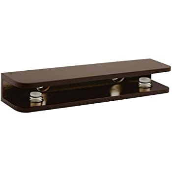 TroySys S3SSC 1100ORB Oil Rubbed Bronze Rectangular Glass Shelf Bracket. Amazon com  TroySys S3SSC 1100ORB Oil Rubbed Bronze Rectangular
