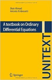 A textbook on Ordinary Differential Equations (UNITEXT)