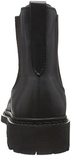 Napapijri Reese, Zapatillas de Estar por Casa para Mujer Negro - Schwarz (black N00)