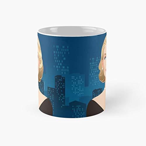 gocontigo - Rear window Mug 11 Oz White Ceramic by gocontigo