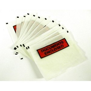 100 Self Adhesive Docs Envelopes A7 DOCU - Doc Envelope Shopping Results