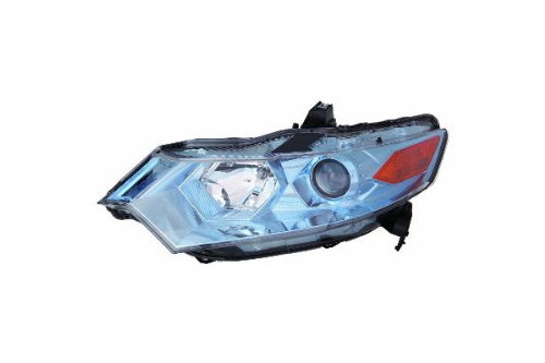 Honda Insight 12-13 Headlight Assembly RH USA Passenger Side