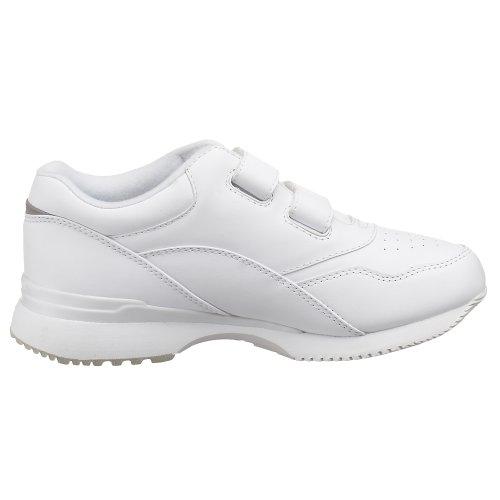 Propet Women's Tour Walker Strap Sneaker,White,8.5 W (US Women's 8.5 D)