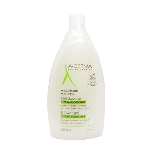 A-Derma Oat Milk Soap Free Soothing Foaming Gel 500ml