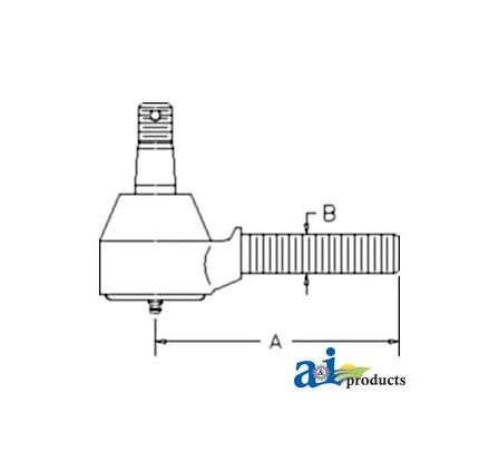 Amazon.com: A&I TIE Rod END (67121-56520): Garden & Outdoor on l3450 kubota wiring diagram, l4200 kubota wiring diagram, l2650 kubota wiring diagram, l285 kubota wiring diagram, f2560 kubota wiring diagram, l2250 kubota wiring diagram, l2350 kubota wiring diagram,