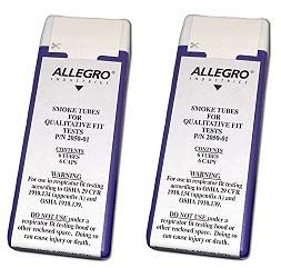 Allegro Industries 2050‐01 Replacement Smoke Tubes, One Size (Pack of 6) (2-(Pack))