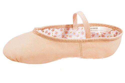 205 Capezio Daisy Leder Ballettschuh Pink