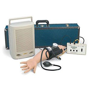 AWW LF01129U Deluxe Blood Pressure Simulator with (Blood Pressure Simulator)