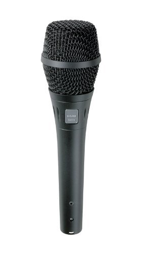 Shure SM87A Vocal Microphone (Vocal Handheld Supercardioid Microphone)