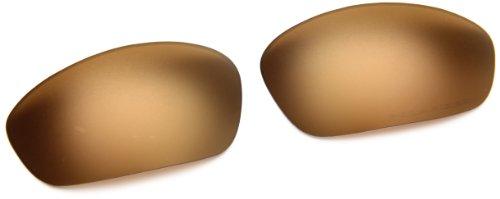 - Oakley Straight Jacket 16-561 Polarized Rimless Sunglasses,Multi Frame/Gold Iridium Polarized Lens,one size
