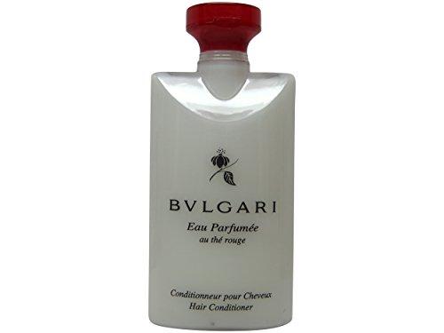 Bvlgari Eau Parfumee Hair Conditioner (Bvlgari Eau Parfumee Au the Rouge Conditioner, 2.5 oz. Set of 3)