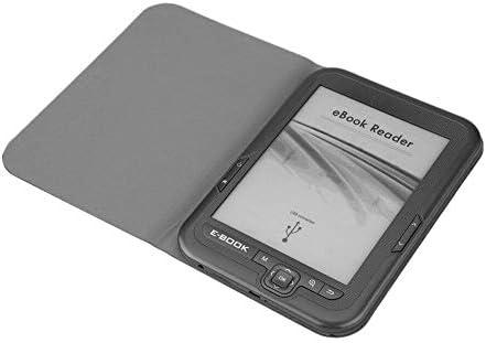 Nrpfell Lector de Ebook de 6 Pulgadas y 4 GB E-Ink Capacitiva e ...