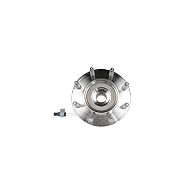 ACDelco FW338 GM Original Equipment Front Wheel Hub and Bearing Assembly with Wheel Speed Sensor and Wheel Studs: Automotive