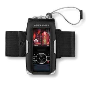 OEM Body Glove Armband Pouch for LG A340 (Lg A340 Phone Case compare prices)