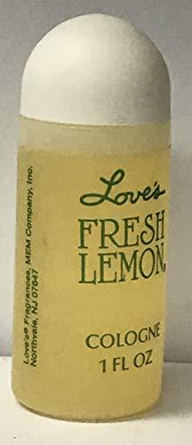 LOVE'S Fresh Lemon COLOGNE 1 Fl. Oz.