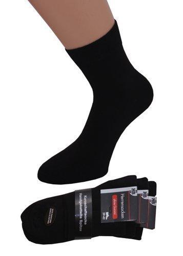 kb-Socken - Medias de fútbol - para hombre Negro negro