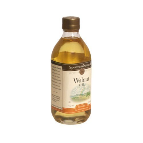 - Spectrum Naturals Refined Walnut Oil (3x16 Oz) by Spectrum Naturals [Foods]