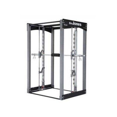 BodyCraft Jones Machine Club With 7 Foot Power Bar from Body Craft