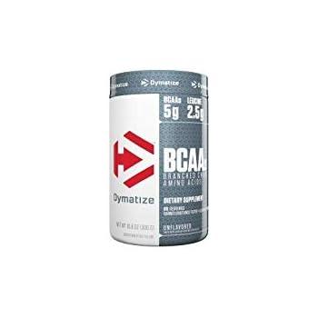 Dymatize BCAA Complex 5050 Powder, UltraPure/Unflavored, 10.6 Oz