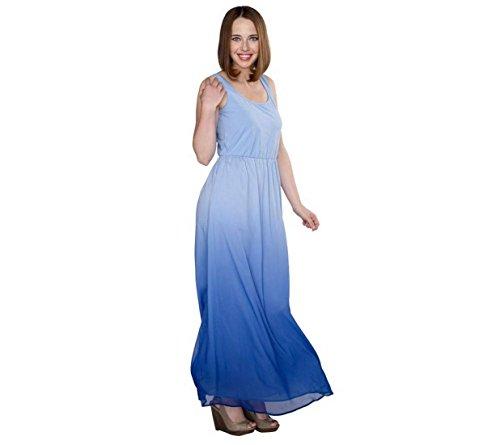 Dip Dyed Maxi Dress - 6