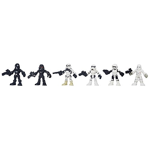 [Playskool Heroes Star Wars Galactic Heroes Imperial Forces Pack] (Sandtrooper Costume For Sale)