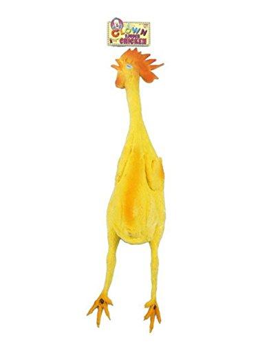 Rubber Chicken Costumes (Forum Novelties Fake Rubber Chicken)