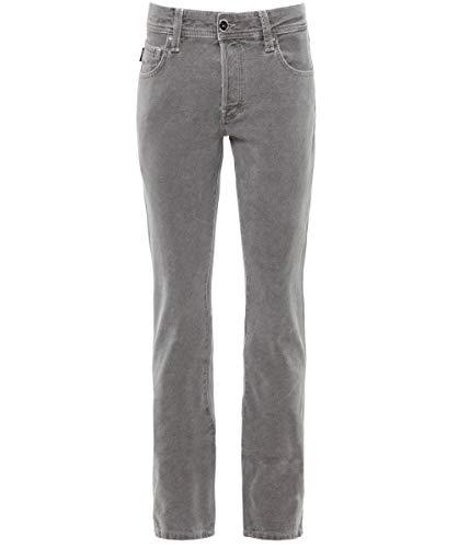 Hombres Slim Leonardo Jeans Topo Tramarossa fit Topo de d5XHRwq