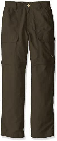 White Sierra Jr. trail Convertible Pant