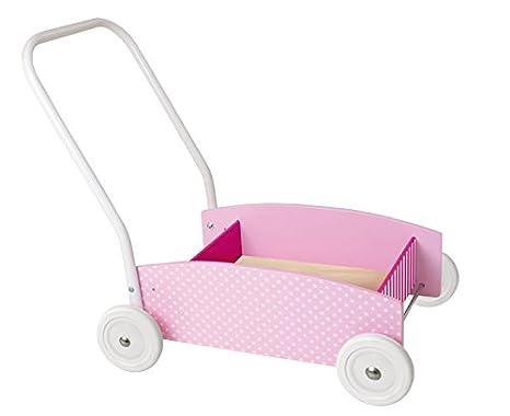 JaBaDaBaDo - Andador w7103 de color rosa: Amazon.es: Bebé