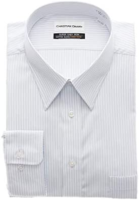 [CHRISTIAN ORANI] レギュラーカラースタンダードワイシャツ【キング】 オールシーズン用 E1BL-35K