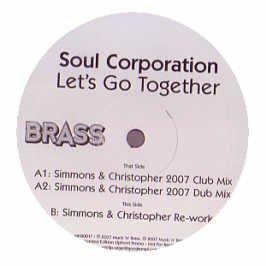 Soul Corporation / Let's Go Together (2007)