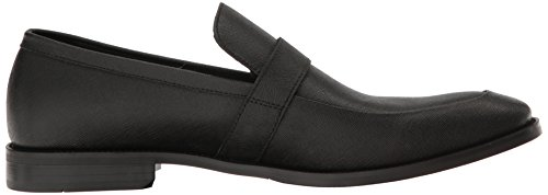 Kenneth Cole New York Mens Stora Biljett Slip-on Loafer Svart