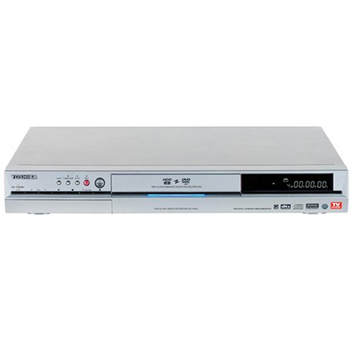 (Toshiba RD-XS34 DVD Recorder with 160-GB Hard Drive)
