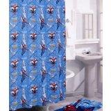 The Amazing Spider-man Shower Curtain - Vinyl Shower Curtain
