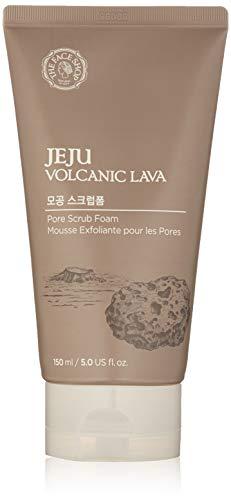 THE FACE SHOP Jeju Volcanic Lava Scrub Foam.2016, 20 g.