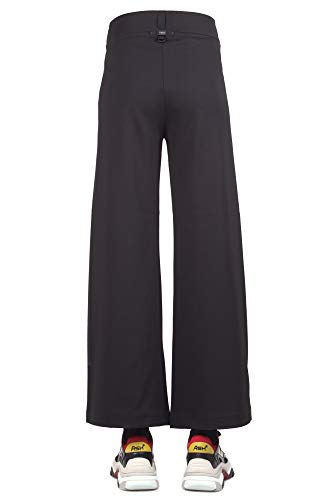 Nero Pantaloni Pantaloneequity High Poliestere Donna qHwfwx0