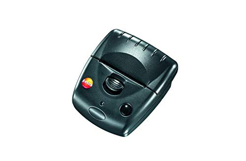 Testo 0554 0620 Thermal Printer with Bluetooth and IRDA Interface for Models 320, 324, 330