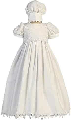 d8d14315b74 Michealboy Christening Gown Baby Girl Lace Toddler Dedication Dress for Baptism  Dress