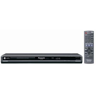 UPC 037988254903, Panasonic DVD-S53K Up-Converting 1080p DVD Player Black
