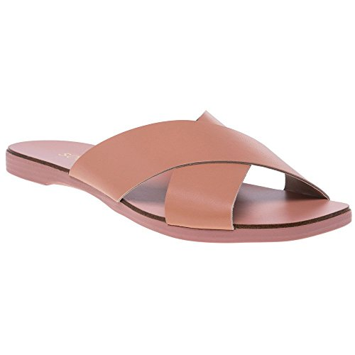 Sandals Orange Nude Selina Orange Sandals Sole Nude Selina Sole 8YCCdq