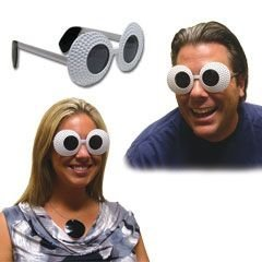 Golf Ball Sunglasses -