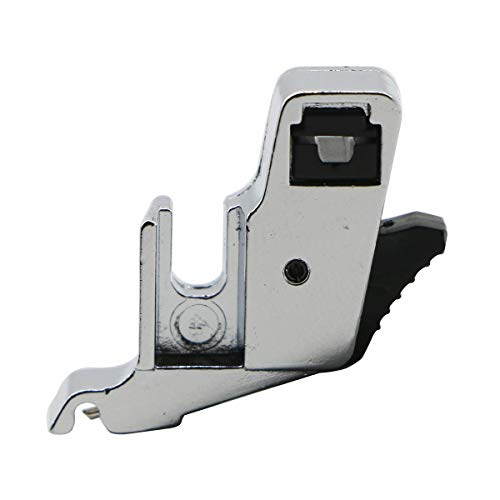 Foot Adapter - Snap On Low Shank Adapter Presser Foot Holder for Brother Singer Janome Toyota Kenmore Low Shank Sewing Machines by Stormshopping