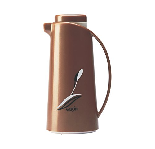 Milton Cafetressa Plastic Flasks Water Jug  Brown, 500ml