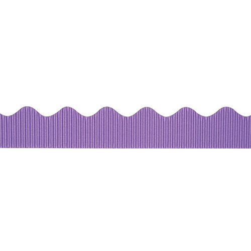 - Bordette PAC37336BN Decorative Border, Violet, 2-1/4