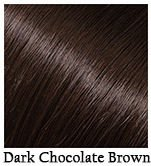 Hair Building Fibers Dark Chocolate Brown 25 Gram Refill Your Existing Bottle. Highest Grade Fiber by Finally Hair by Finally Hair (Image #2)