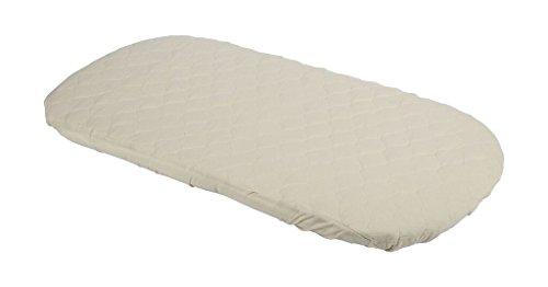 Greenbuds Moses Basket Organic Cotton Mattress Protector
