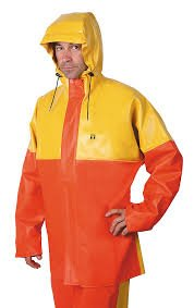 GUY COTTON XTRA TRAPPER JACKET LARGE (Trapper Large)
