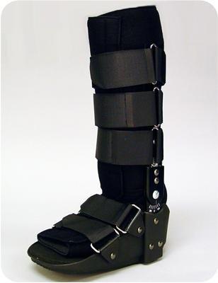 Xomed-Treace Inc - BNN08140592 : Anklizer II Low Profile Walker- Adjustable Ankle by Bird & Cronin Inc